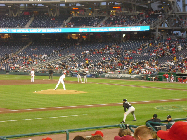 Nationals Park 9.16.2011