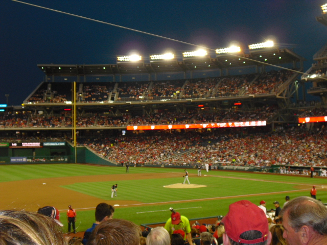Nationals Park 9.7.12