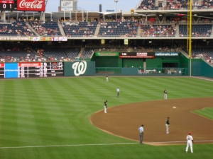 Nationals Park 7.27.11