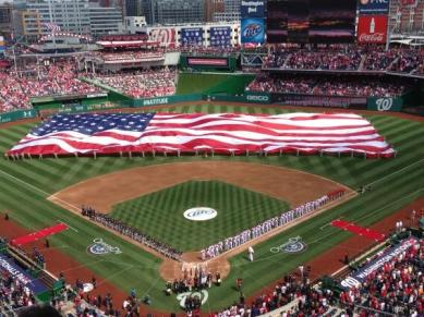 Marlins-Nats opening day 2013