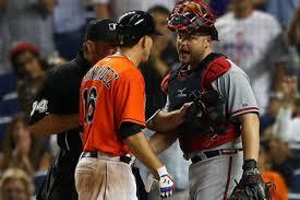 Fernandez McCann confrontation
