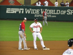 Dan Uggla and Danny Espinosa