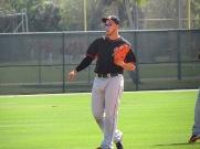 Jose Fernandez orange glove