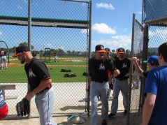 Marlins pitchers