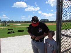 Fernandez and kid