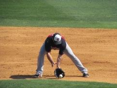 Dan Uggla fielding