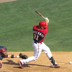 Ryan Zimmerman batting