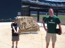 Joe and Steve at PETCO Park