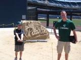 Joe and Steve at PETCO Park