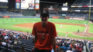 Me at Turner Field