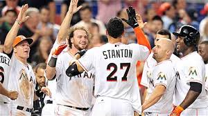 stanton walk off grand slam 4-2014