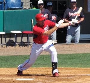 Ryan Zimmerman Spring Training 2014