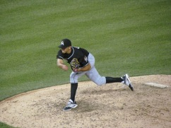Cishek pitching 5.28.14