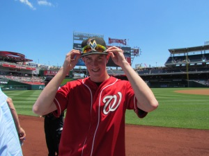 Me at Nationals Park