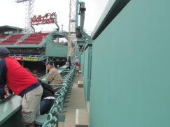 Green monster seats