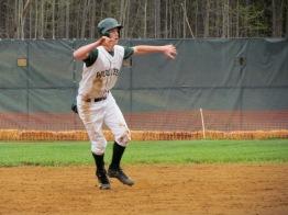 Me running bases