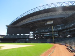 Safeco Field RF with scoreboard