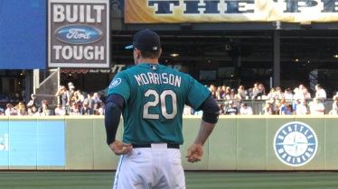 Logan Morrison pre game