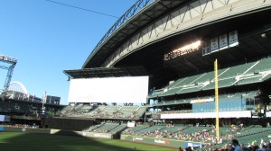 Safeco Field, RF glare