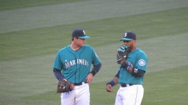 Brad Miller and Robinson Cano