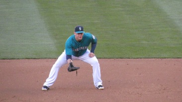 Logan Morrison at first