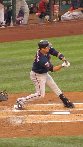 Josh Willingham (former Marlin) checks his swing