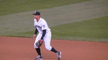 Brad MIller at shortstop