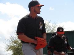 Jose Fernandez at ST in Jupiter, FL