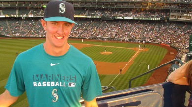 Me at Safeco Field