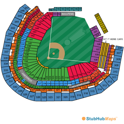 Watching Baseball in the Pacific Northwest: Where to sit at