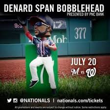 span bobblehead