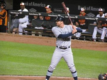 Brad Miller batting
