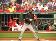 Dee Gordon leads off game