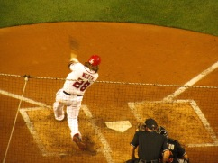 Jayson Werth hit the game-tying single in the 7th inning