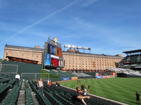 Warehouse at Oriole Park