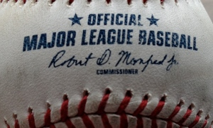 Rob Manfred signature