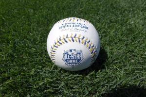 PETCO Park all star ball