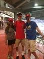 Sarah, Paul, and Steve at Nationals Park