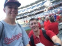 Me and Paul at Nats Park