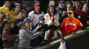 steve bartman marlins man