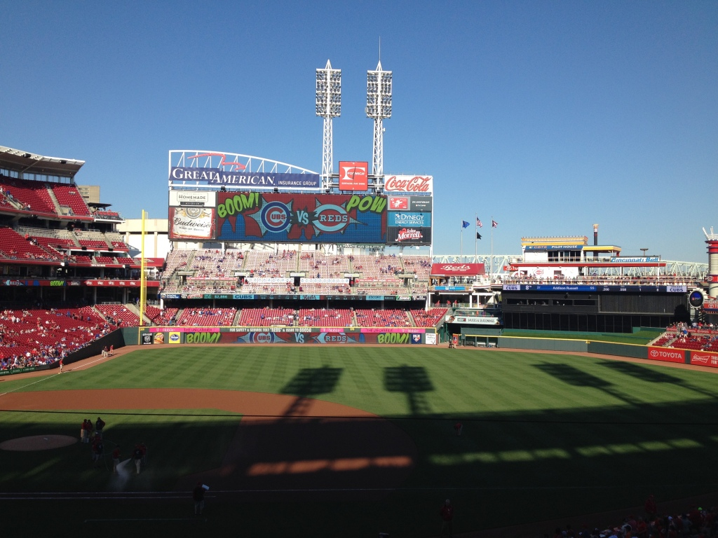 Great American Ball Park 4.23
