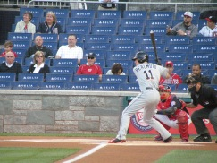 J.T. Realmuto batting