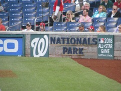 Nationals Park will host the MLB All-Star Game in 2018