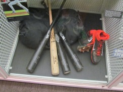 2008 Marlins infield bats