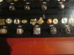 Marlins 2003 WS ring