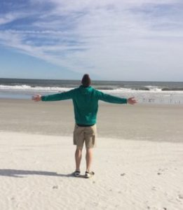 me on Jacksonville Beach